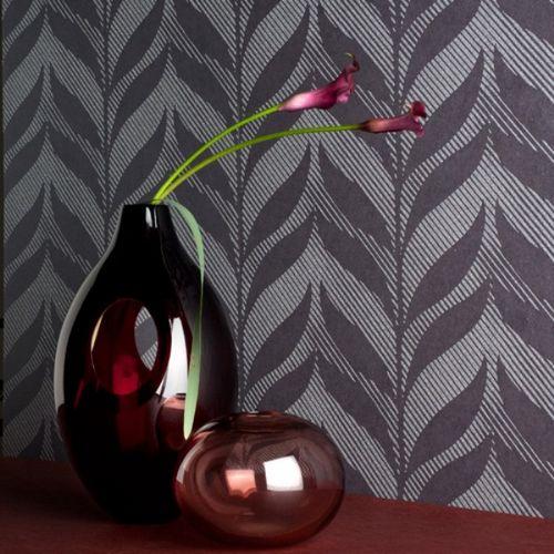 Текстурные обои: достоинства, выбор материалов, применение в интерьере