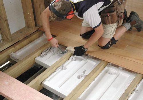 Теплый пол на балконе и лоджии: материалы и инструменты, ход работы