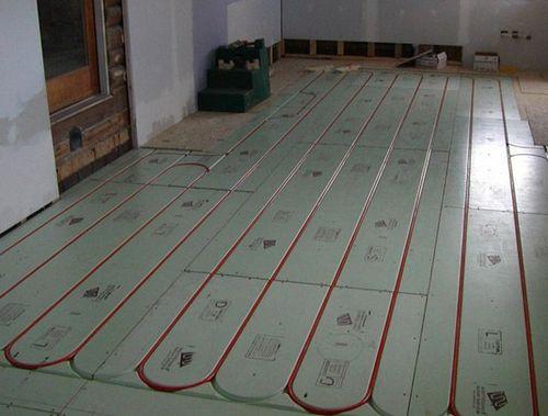 Теплый пол на кухне: как сделать своими руками водяной и электрический теплый пол, какой выбрать