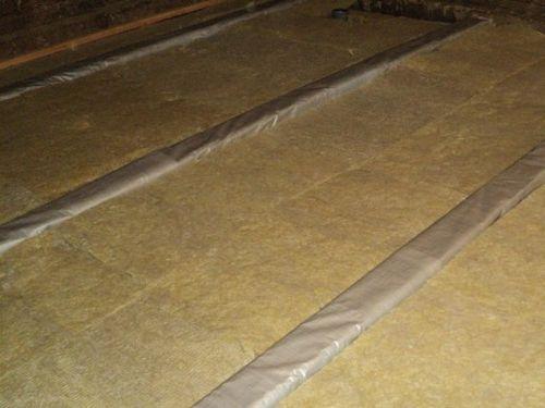 Теплый пол в деревянном доме - советы по монтажу