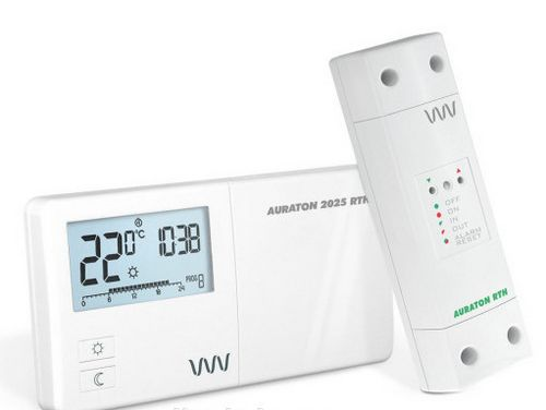Терморегулятор для теплого пола - контроль за температурой пола в доме.