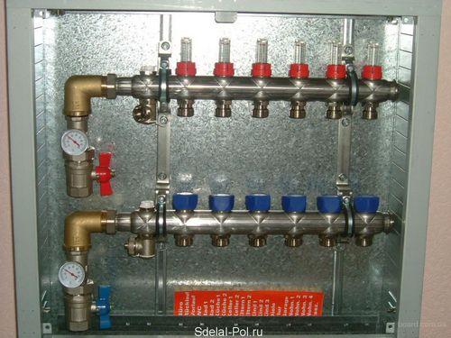 Труба для теплого пола водяного: выбор, расчет и укладка полипропиленовых или металлопластиковых труб