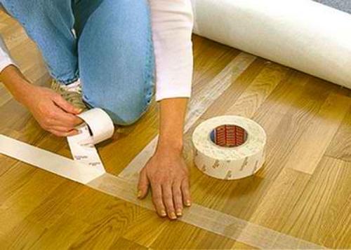 Укладка ковролина своими руками: технология проведения работ