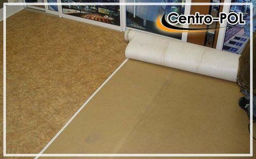 Укладка линолеума на бетонный пол: как стелить и положить правильно