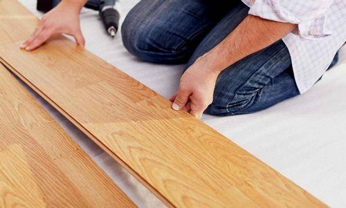 Укладка массивной доски: саморезы Spax для фанеры и крепеж на стяжку