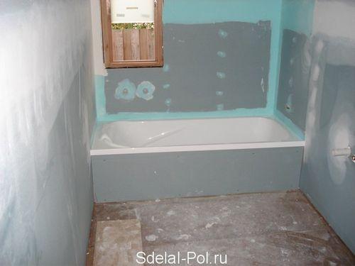 Укладка плитки в ванной своими руками: правила, порядок и варианты укладки, видео