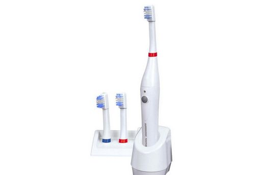 Ультразвуковая зубная щетка - полезная вещь для здоровья рта