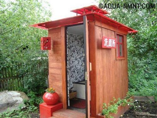 Унитаз для дачного туалета: как сделать и установить самостоятельно