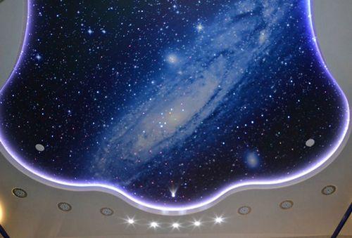 Установка и монтаж натяжного потолка «звездное небо» и другие способы сделать ночной небосвод у себя дома