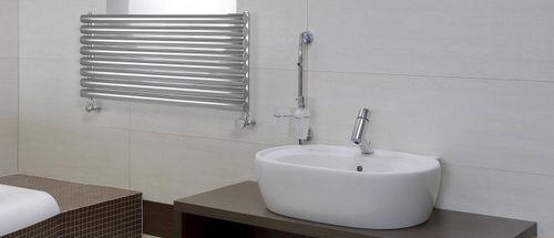 Установка полотенцесушителя в ванной своими руками (видео и фото)