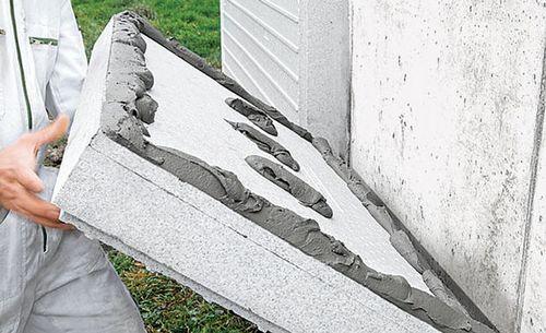 Утепление фасадов пенопластом: фото, видео инструкция