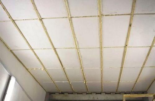 Утепление потолка минватой и пенопластом