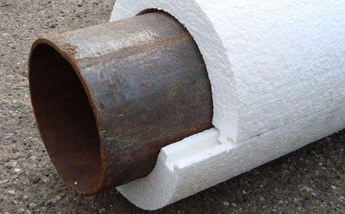 Утеплитель для труб отопления: правильное утепление труб в подвале, теплоизоляция труб отопления на чердаке, на улице, выбор материала, фото и видео подсказки