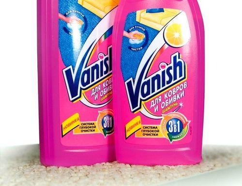 «Ваниш» для ковров: правила использования, чистка ковров