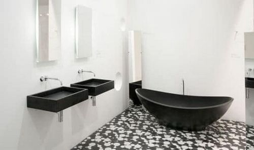 Варианты интерьера ванной комнаты: три необычных идеи для оригинального оформления