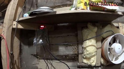 Вентиляция в курятнике своими руками: как сделать, схемы, расчет мощности   фото и видео