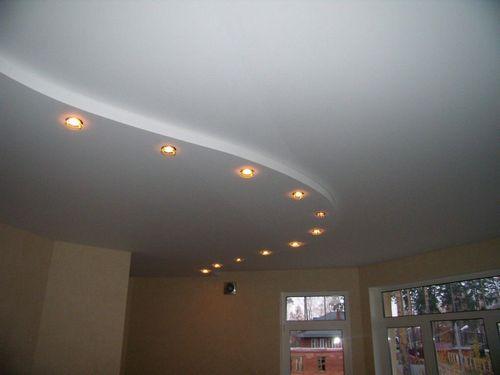 Виды потолков: многоуровневые в квартире, подвесные варианты и подшивное покрытие