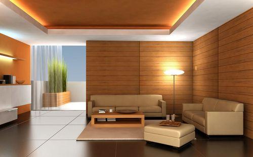 Внутренняя отделка брусового дома - технологии и материалы