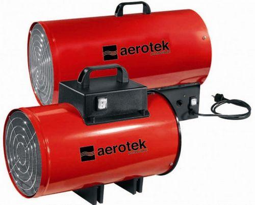 Воздушное отопление: варианты исполнения
