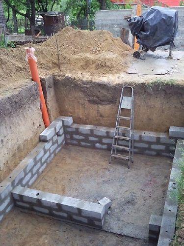 Все о постройке удобного погреба своими руками - инструкция с видео