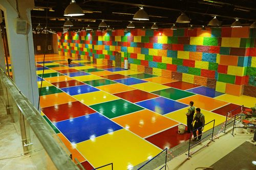 Выбираем качественное полимерное покрытие для бетонного пола, обзор