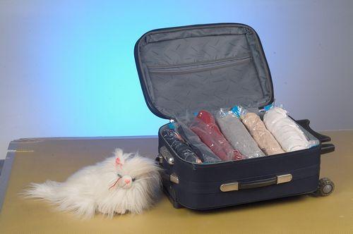 Выбираем различные вакуумные пакеты для хранения вещей