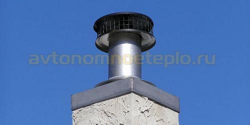 Вытяжная труба для газовой колонки — какой дымоход установить для газового водонагревателя