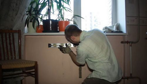 Замена батарей отопления в квартире своими руками: фото и видео инструкция