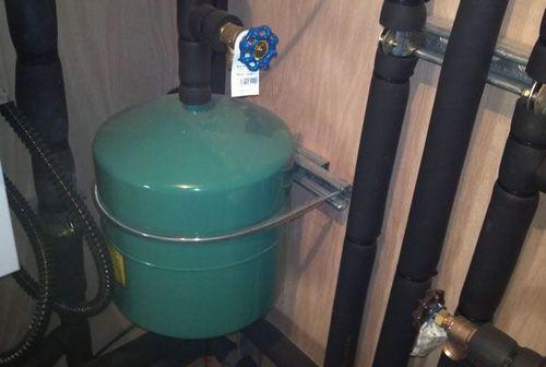 Замкнутая система отопления: примеры замкнутой отопительной системы, схема на фото и видео