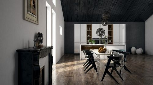Застолье со вкусом: подборка стильных столовых комнат